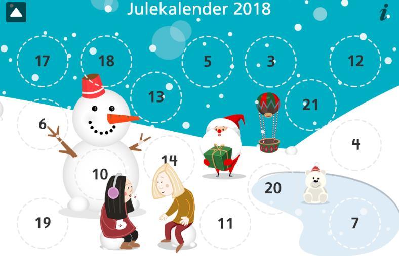 Salaby julekalender 2020